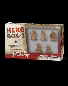 Zombicide: Black Plague: Hero Box-1
