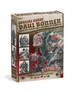 Zombicide: Black Plague: Special Guest Paul Bonner