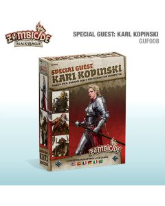 Zombicide: Black Plague: Special Guest Karl Kopinski