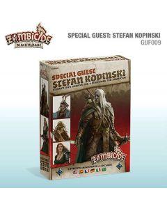 Zombicide: Black Plague: Special Guest Stefan Kopinski