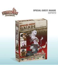 Zombicide: Black Plague: Special Guest Naiade