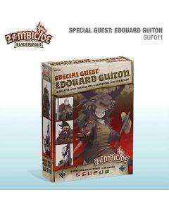 Zombicide: Black Plague: Special Guest Edouard Guiton