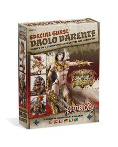 Zombicide: Black Plague: Special Guest Paolo Parente