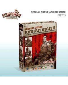 Zombicide: Black Plague: Special Guest Adrian Smith