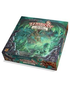 Zombicide: Green Horde: No Rest for the Wicked