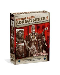 Zombicide: Black Plague: Special Guest Adrian Smith 2