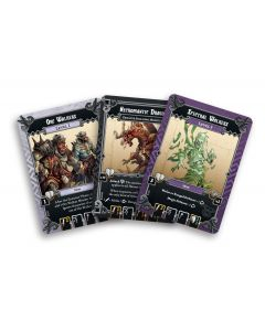 Massive Darkness: Crossover Cards from Zombicide: Green Horde and Expansions