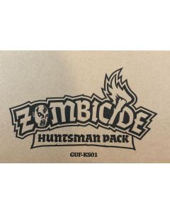 Zombicide: Black Plague: Huntsman Pack