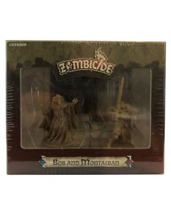 Zombicide: Black Plague: Bob and Montalban