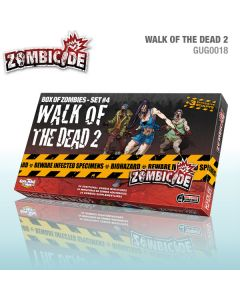 Zombicide: Walk of the Dead 2 - Box of Zombies Set #4