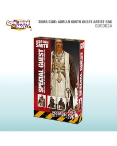Zombicide: Special Guest Art Box Adrian Smith