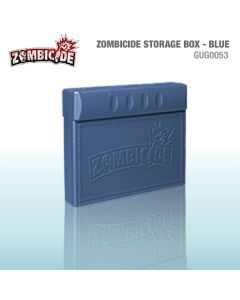 Zombicide: Storage Box - Blue