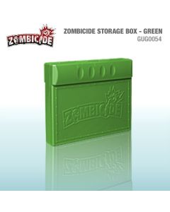 Zombicide: Storage Box - Green