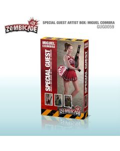 Zombicide: Special Guest Artist Box: Miguel Coimbra