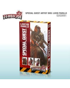 Zombicide: Special Guest Artist Box: Lucio Parillo