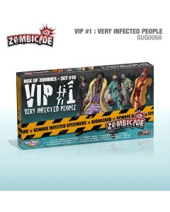 Zombicide: VIP #1: Very Infected People