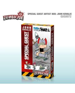 Zombicide: Special Guest Artist Box: John Kovalic