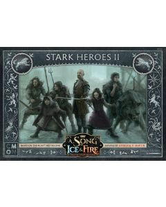 A Song of Ice and Fire: Stark Heroes box 2