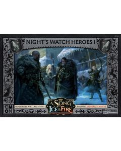 A Song of Ice and Fire: Night's Watch Heroes box 1