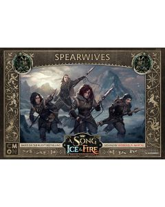 A Song of Ice and Fire: Spearwives