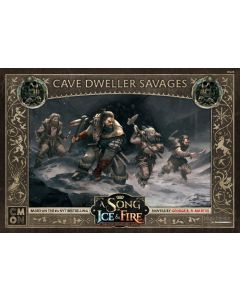 A Song of Ice and Fire: Cave Dwellers Savages
