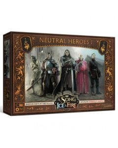 A Song of Ice and Fire: Neutral Heroes box 1