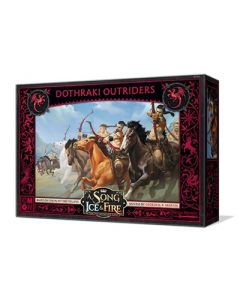 A Song of Ice and Fire: Dothraki Outriders