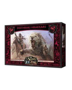 A Song of Ice and Fire: Dothraki Hrakkars