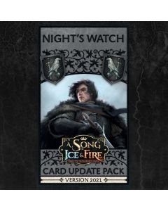 A Song of Ice and Fire: Night's Watch Faction Pack