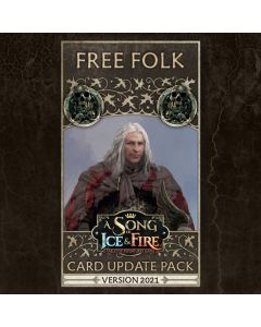 A Song of Ice and Fire: Freefolk Faction Pack
