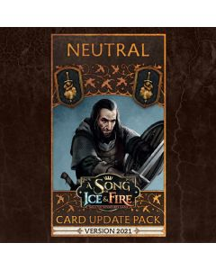 A Song of Ice and Fire: Neutrals Faction Pack