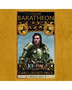 A Song of Ice and Fire: Baratheon Faction Pack
