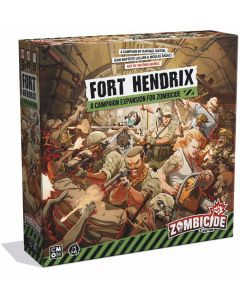 Zombicide: 2nd Edition: Fort Hendrix