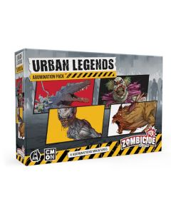 Zombicide: 2nd Edition: Urban Legends Abomination Pack