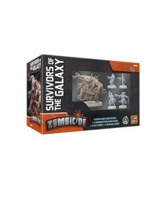 Zombicide: Invader: Survivors of the Galaxy