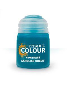 Citadel Contrast Paint: Akhelian Green