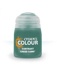 Citadel Contrast Paint: Creed Camo