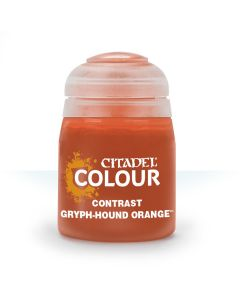 Citadel Contrast Paint: Gryph-Hound Orange