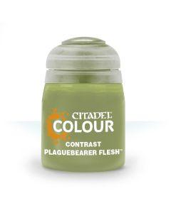 Citadel Contrast Paint: Plaguebearer Flesh