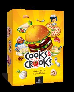 Cooks & Crooks (Kickstarter Edition)