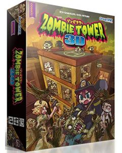 Zombie Tower 3D