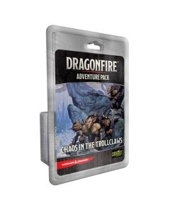 Dragonfire: Adventures - The Trollclaws