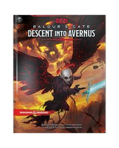Dungeons & Dragons: Baldur's Gate: Descent Into Avernus