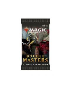 Magic the Gathering: Double Masters Draft Booster Pack