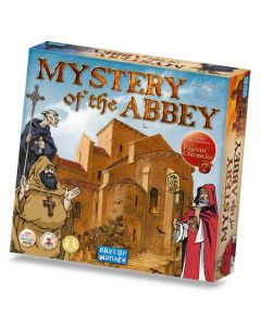 Mystery of the Abbey - Box
