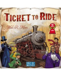 Ticket to Ride - Box