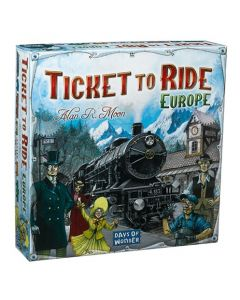 Ticket to Ride Europe - Box