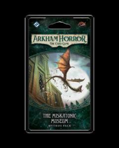 The Miskatonic Museum - Box Cover
