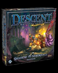 Shadow of Nerekhall - Box