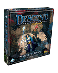 Manor of Ravens - Box